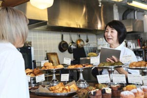 Restaurant Franchise Owner Enjoy Running her Own Franchise