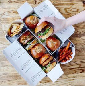 Lubbock Texas Burger Franchise in 2017